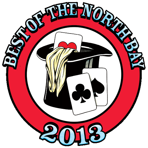 Best Of the North Bay Bohemian 2012
