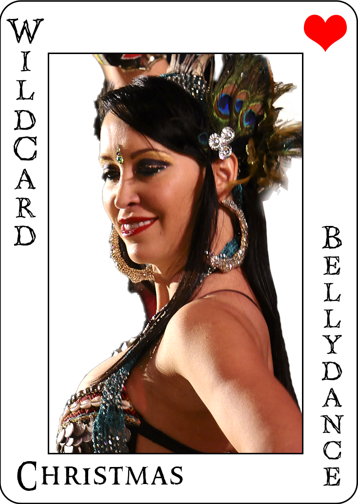 Seba: Director of WildCard BellyDance