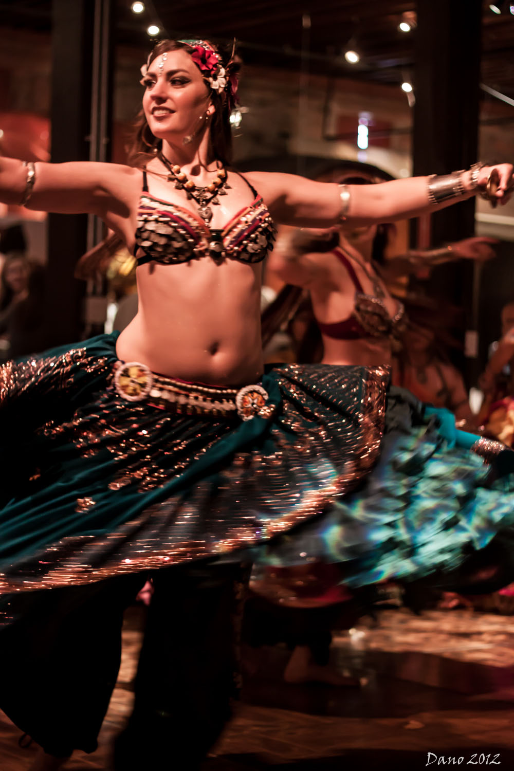 Tribal Style Belly dance workshops