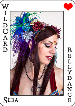 Seba - Director of WildCard BellyDance