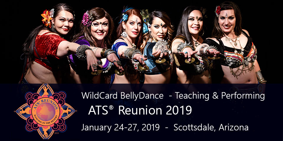 WildCard BellyDance at ATS Reunion
