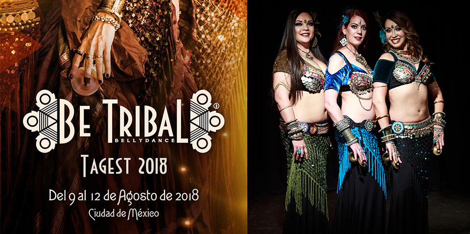 WildCard BellyDance in Mexico 2018