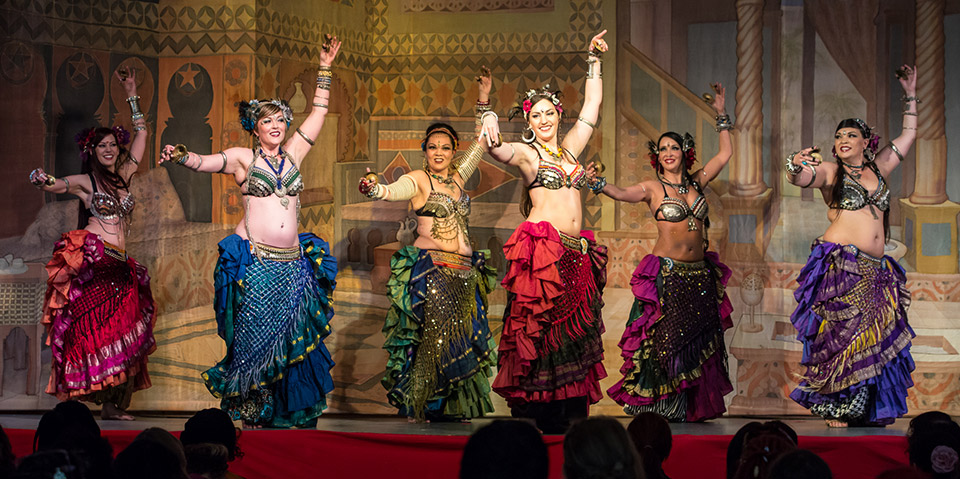 WildCard BellyDance Tribal Style at Tribal Fest