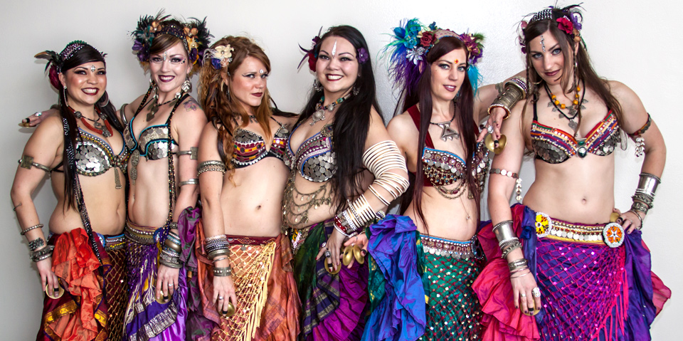 WildCard Tribal Style Belly Dance